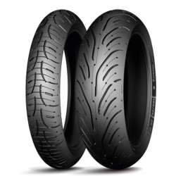 Pneu Michelin 180/55ZR17 MC 73W PILOT ROAD 4 GT